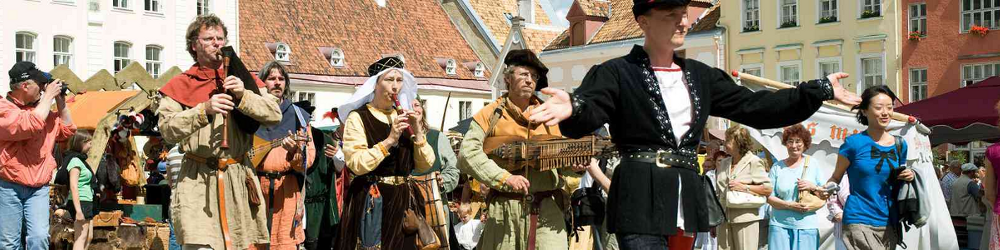Private tours and activities in Tallinn Estonia