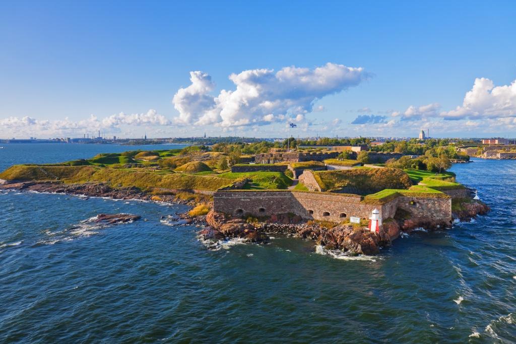 Suomenlinna fortress in Helsinki, Finland - Nordic Experience