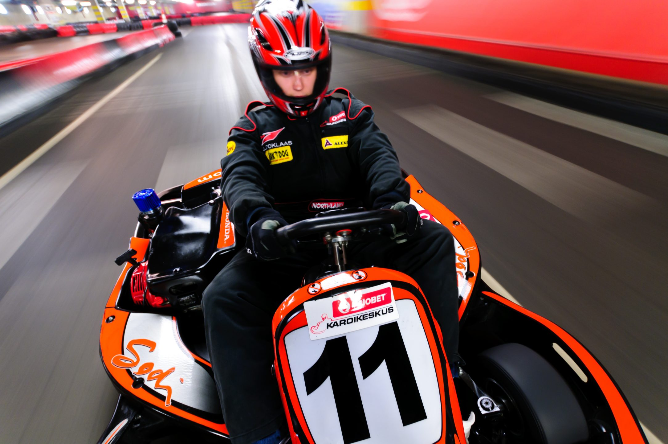 Airsoft Go Kart Go-karting