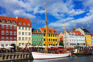 Nyhavn charm at Copenhagen