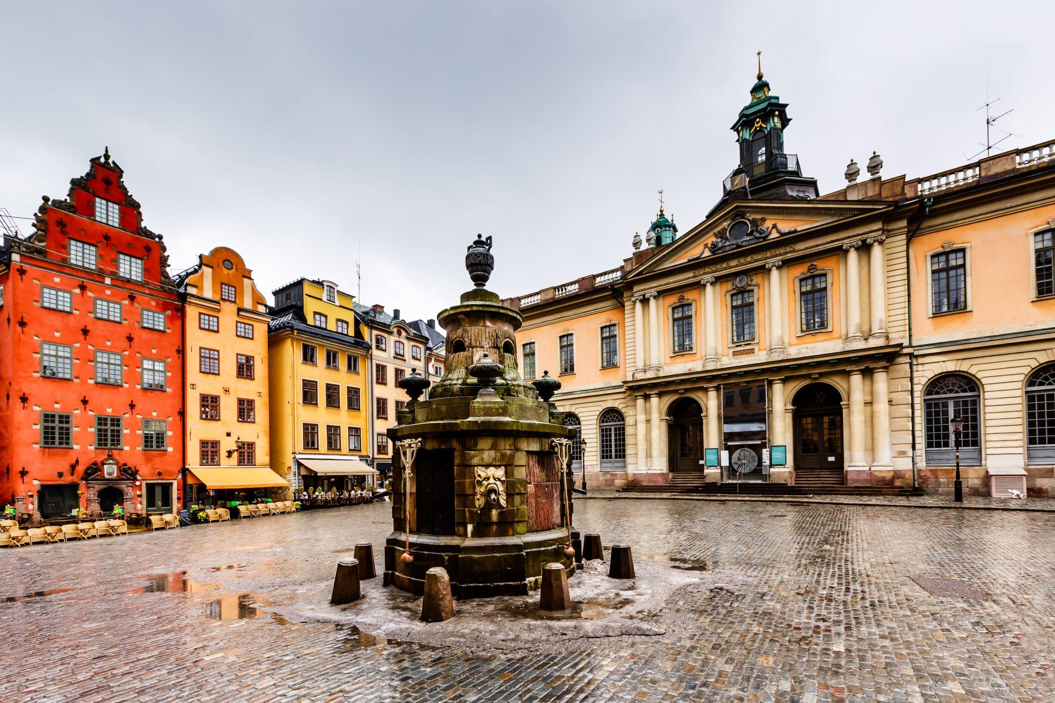 Stockholm Walking Tour - Stockholm Tours - Estonian Experience