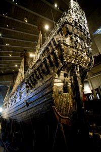 Vasa Warship Museum in Stockholm