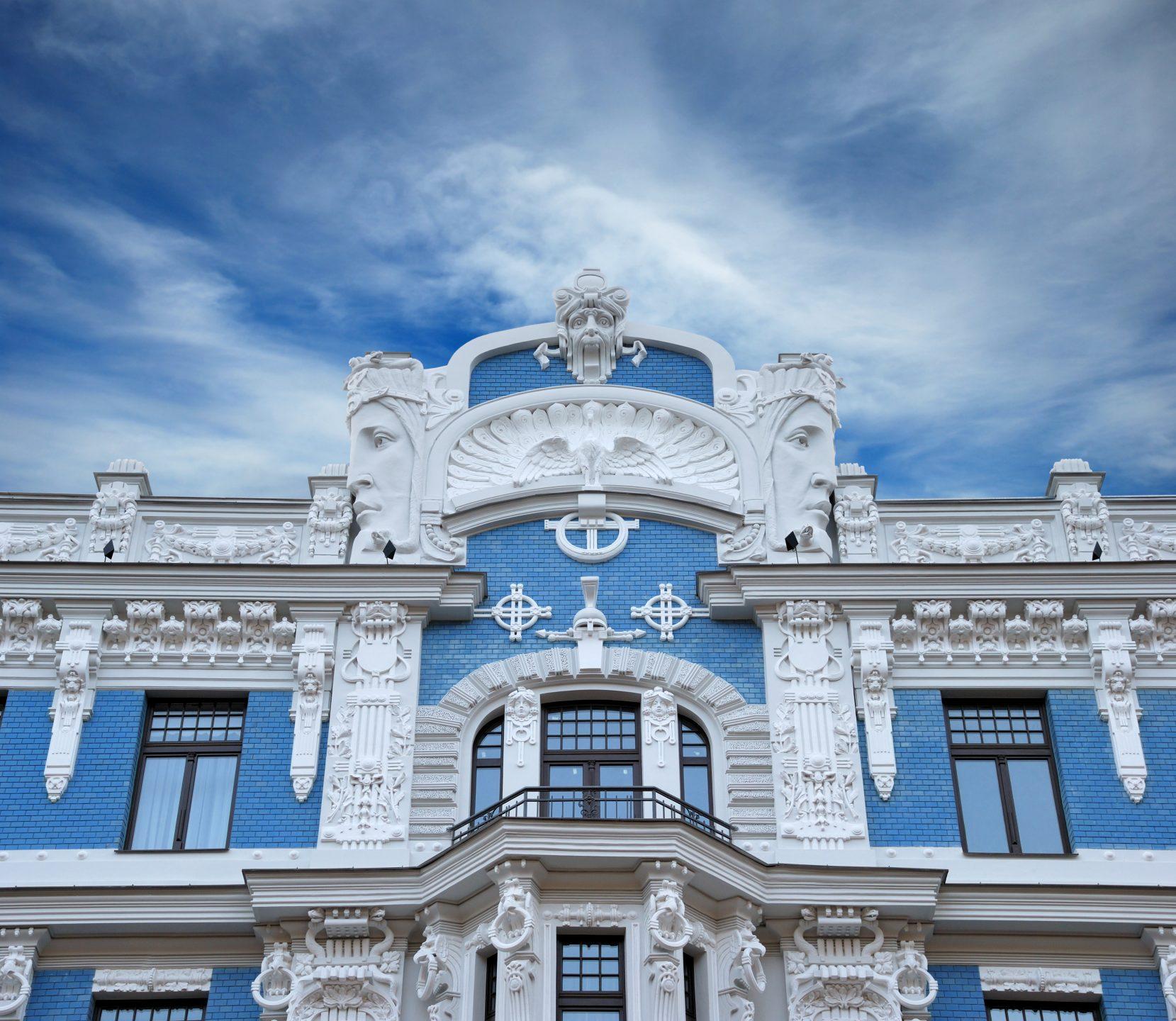 Art Nuovo Riga #10