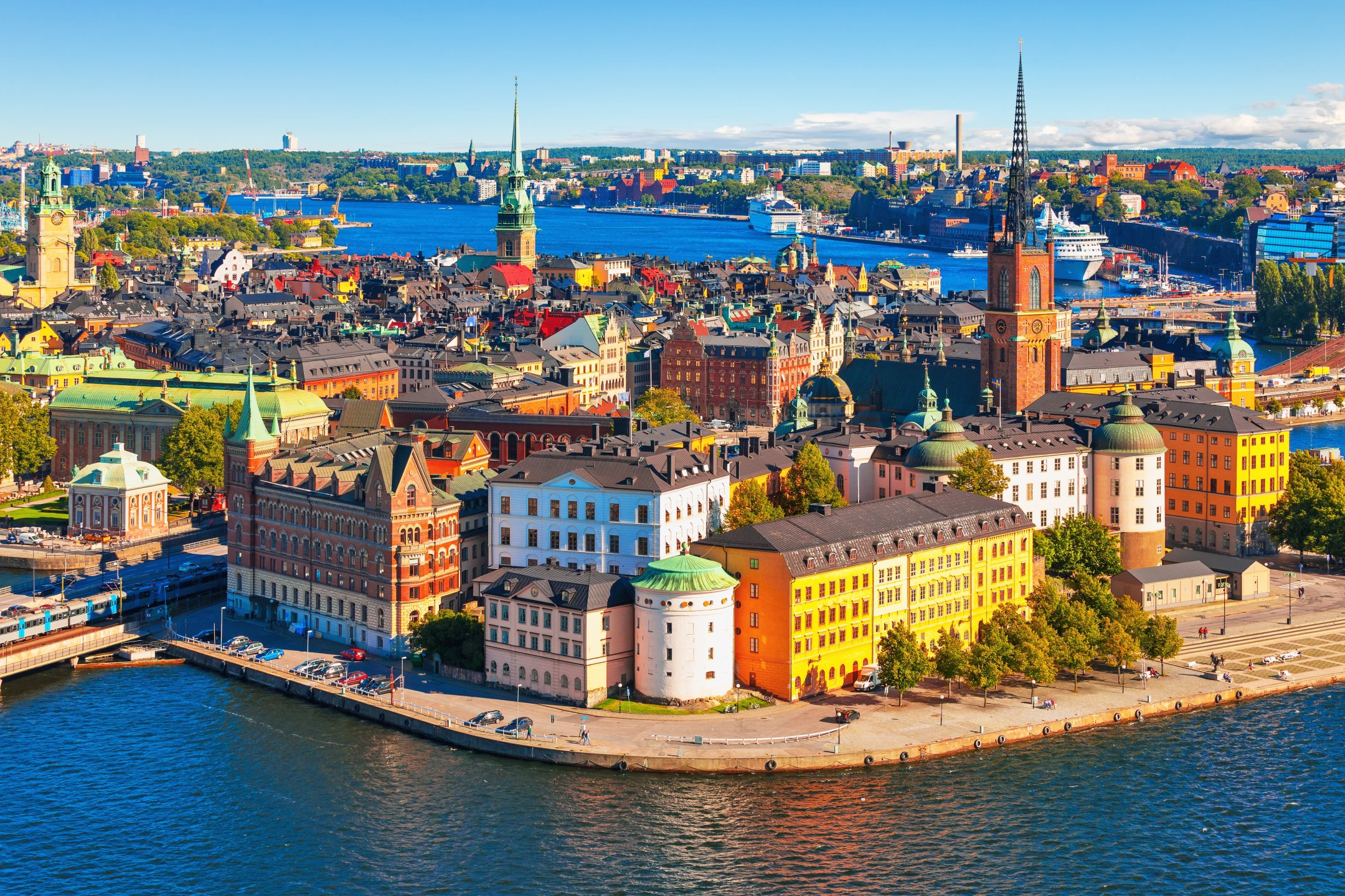 fun facts about stockholm sweden