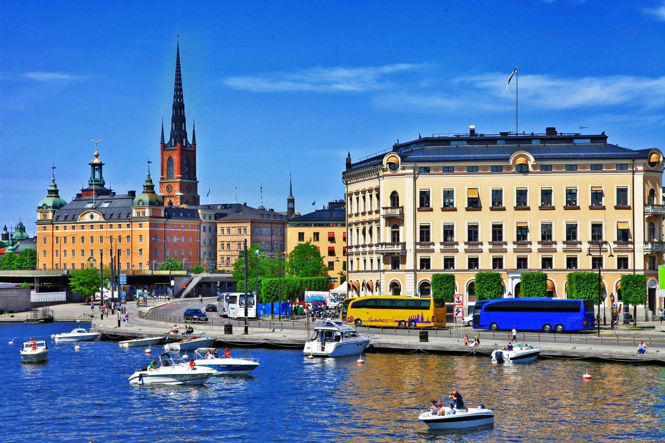 Stockholm Castle Tour