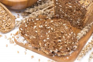 Aromatic Estonian rye bread