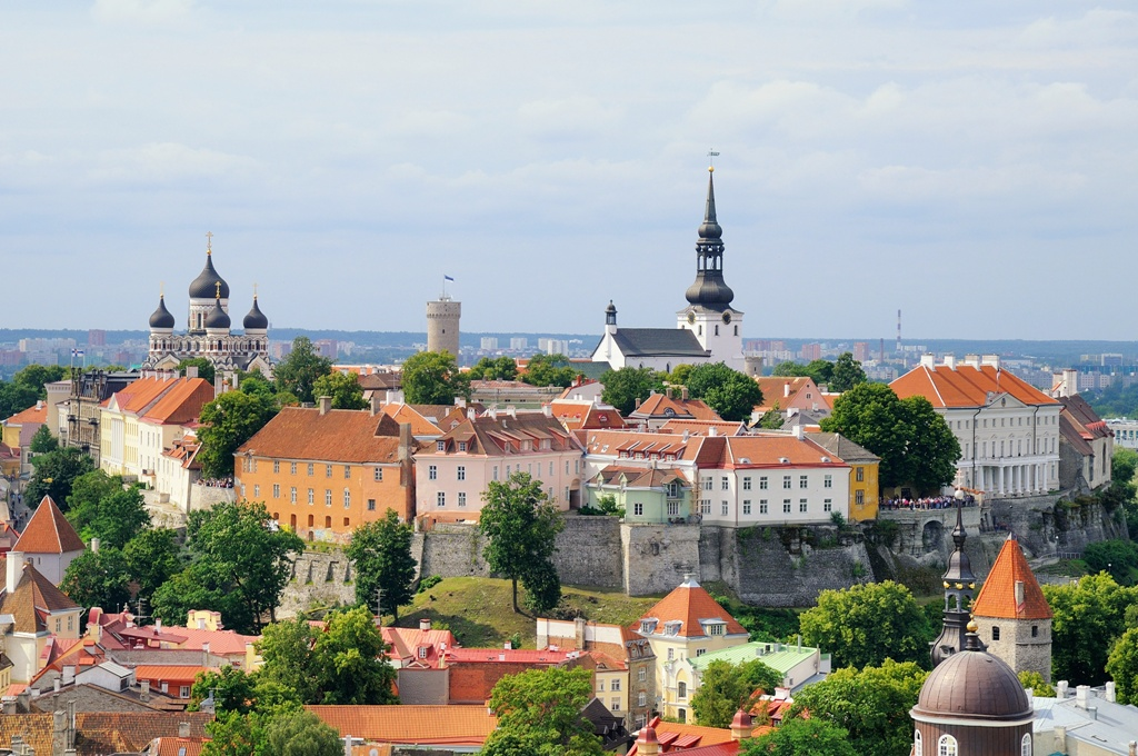 Old Town Walking Tour In Tallinn Tallinn Tours