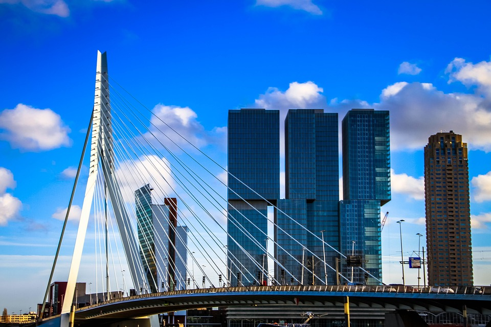 Erasmus Bridge Rotterdam | Nordic Experience