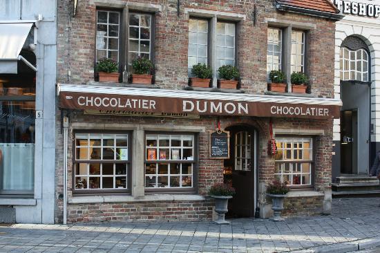 Dumon Chocolatier Bruges | Nordic Experience