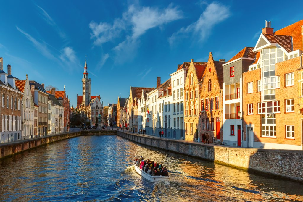 Canals Bruges | Nordic Experience