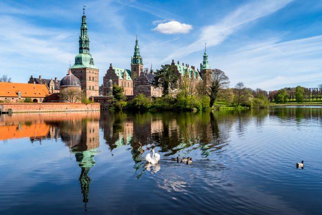 Danish Castles Tour Hamlet Frederiksborg Castle Nordic Experience