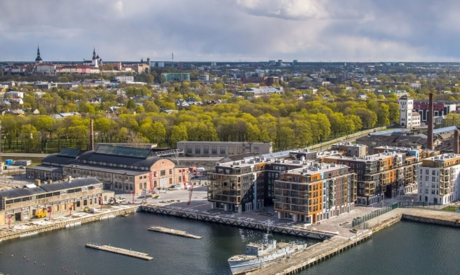 Noblessner Shipyard   Nordic Experience